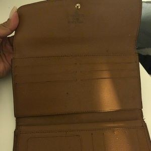Louis Vuitton used wallet